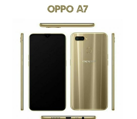 Oppo A7 IG