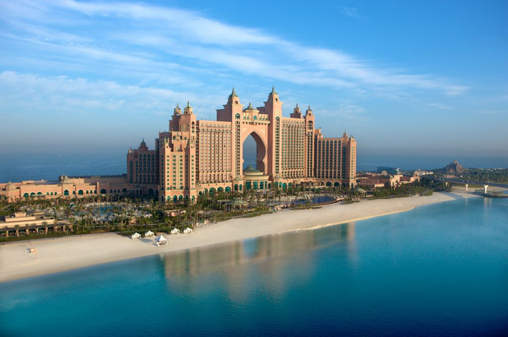 1.Atlantis, The Palm Exterior Spesial