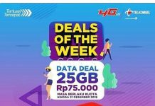 Data Deal Telkomsel IG