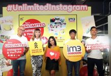 Instagram Unlimited Dari IM3 Ooredoo IG