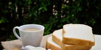 Bread Coffee Cup 161430