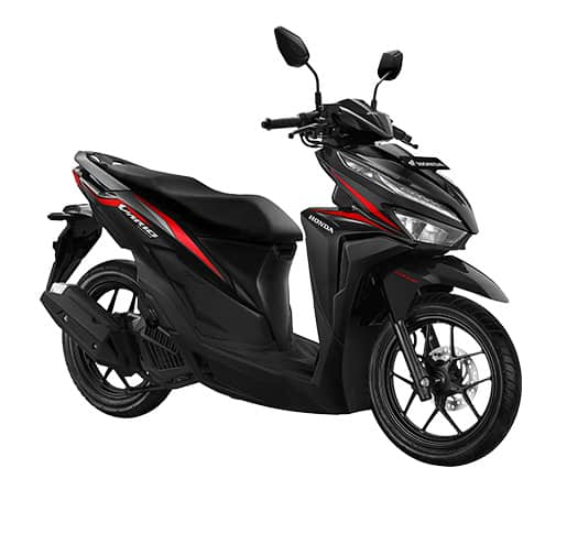 Honda Vario 125 Esp Cbs Advance Black 1