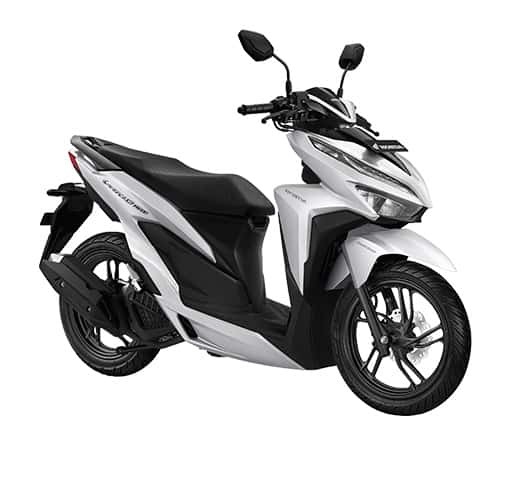 Honda Vario 150 Esp Exclusive White 1