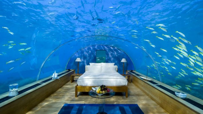 Poseidon Undersea Resort Via Spesial.net Courtesy Jebiga.com