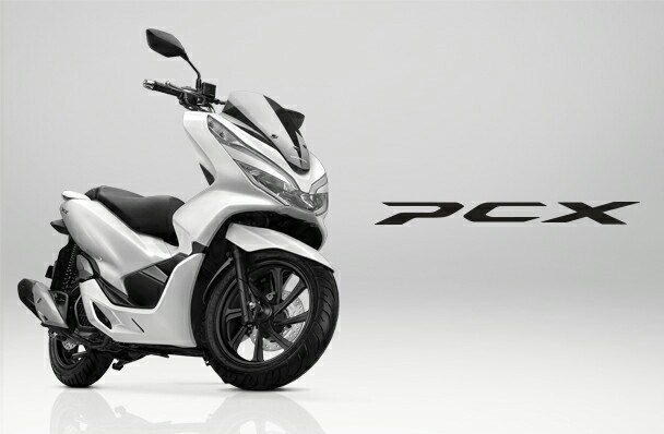 All New Honda PCX 150 2018 BMSPEED7.COM