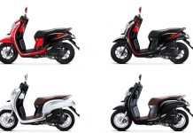 New Honda Scoopy 2018 Rtb 2