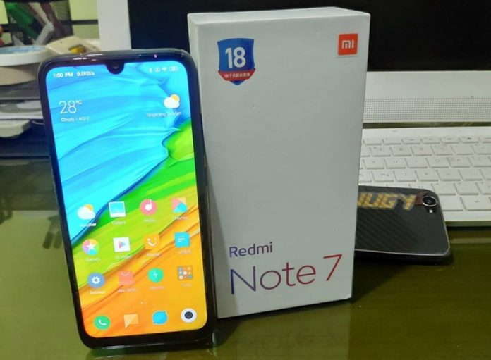 Redmi Note 7 128GB IG
