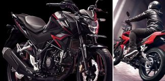 New Honda CB150R Streetfire Indonesia