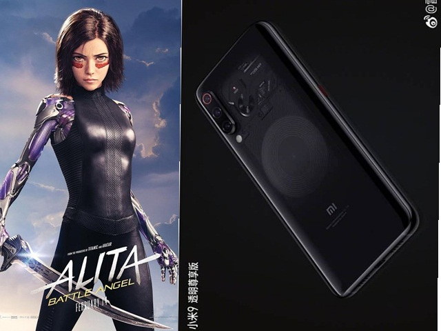 Xiaomi Mi 9 Battle Angel IG