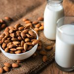 Almonds Beverage Blur 1484553