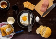 Boiled Egg Breads Breakfast 1448722