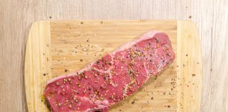 Beef Chopping Board Fillet 618775